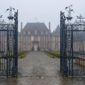 La château de Breteuil