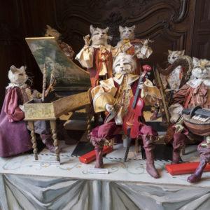 Evocation des contes de Perrault